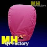 "Pink ""Original"" Fire Retardant Sky lantern"