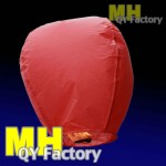 "Red ""Original"" Fire Retardant Sky lantern"