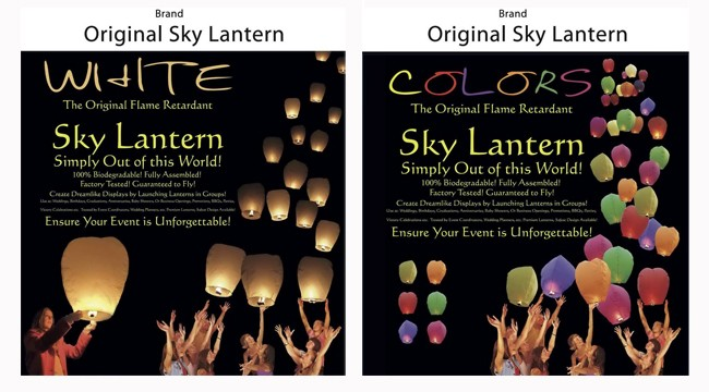 Sky lantern Original