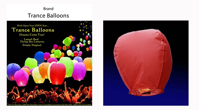Trance Balloons