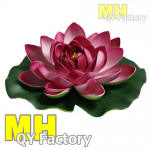 LED Lotus flower red