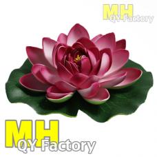 LED Lotus flower red